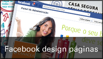 Facebook design páginas