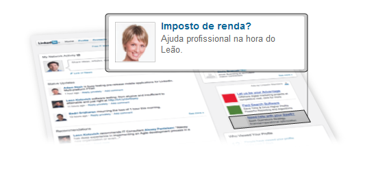 exemplo de anuncio linkedin