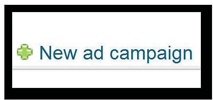 nova campanha de anuncios linkedin