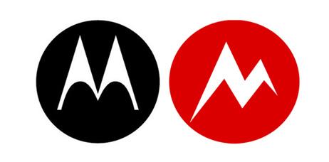 Logótipos Motorola e Marmot