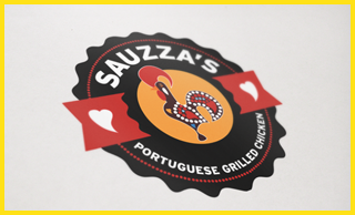 Design logotipo Sauzza's