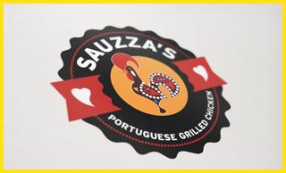 Design logotipo Sauzza's