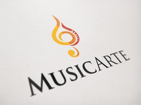 Logótipo Music'Arte