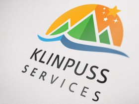 Logótipo Klinpuss Services