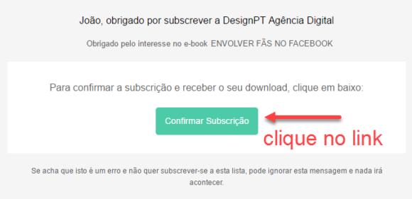 confirmar email envolverfasfacebook 580x281 - Como Envolver Fãs no Facebook Download