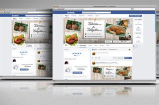Facebook Sabores e Salgados