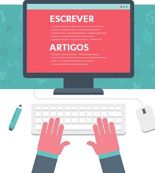 Escreva artigos no seu blog