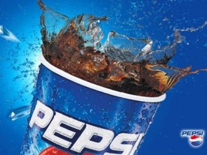 Copo Pepsi