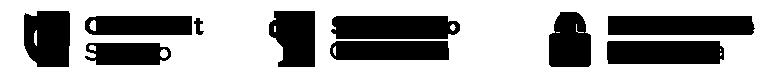 3 selos de confiança - 3 documentos para uma marca de sucesso
