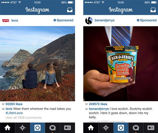 Anúncios Instagram