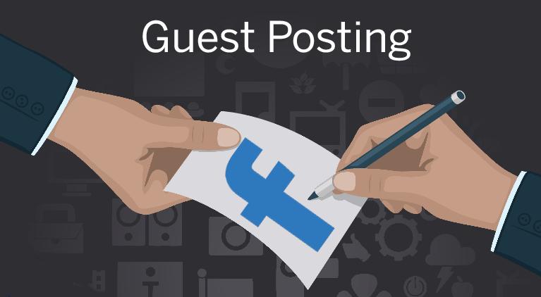 Guest posting Facebook