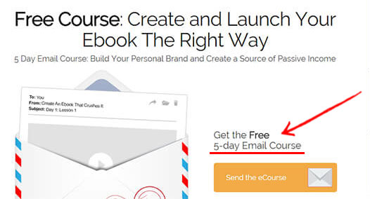 Lead magnet: curso de email