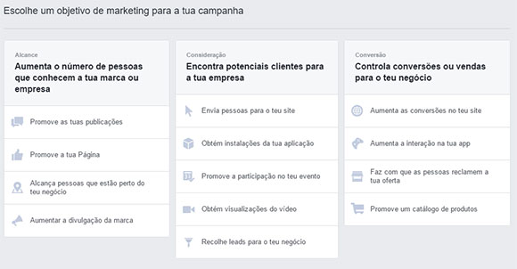 Anuncio Facebook Business Manager
