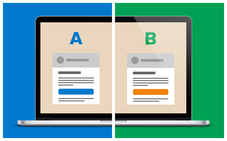 Faça testes A/B dos seus emails: teste uma coisa de cada vez (ex.: títulos)