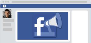 Browser anúncio Facebook