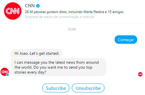 Chatbot CNN