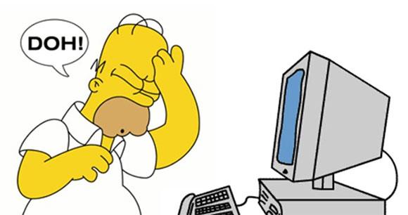 Doh Homer Simpson