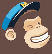 Logotipo mailchimp macaco