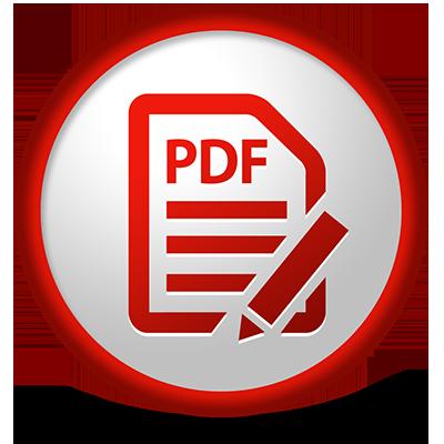 ícone PDF
