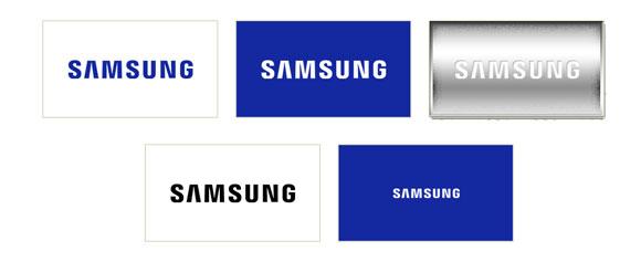 Um logotipo deve ser versátil