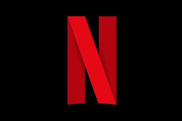 Exemplo de um logotipo flat.