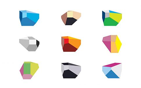exemplos tipos de logotipos com dinâmico