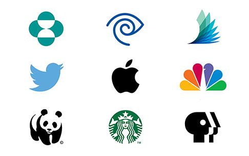 exemplos tipos de logotipos com símbolo ou ícone